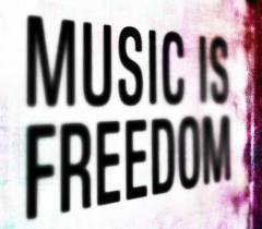 Music is Freedom